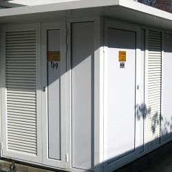 Външно електрозахранване на МКТП 10 кV за