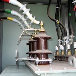 """Външно електрозахранване  - кабели НН 1 kV за обект """"Жилищна сграда с магазини и гаражи"""""""
